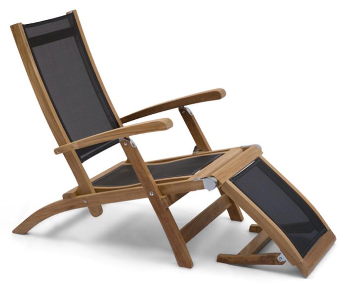 Кресло-шезлонг Лугано