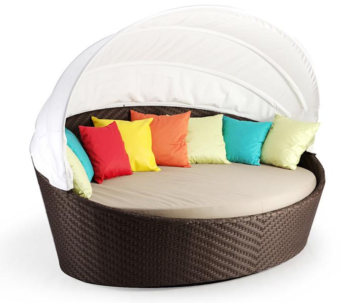 Лаунж-диван Орбит с тентом